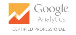 First Five Eight Google Analytics Certified